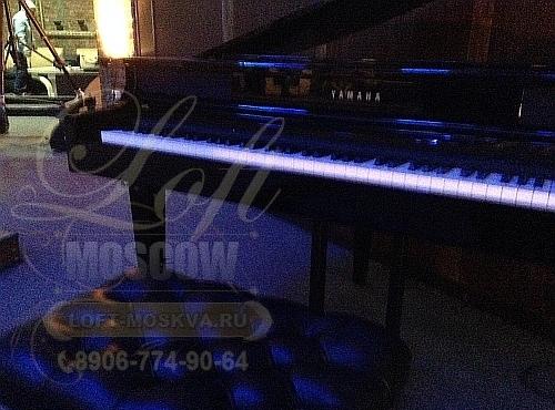 Снять место с роялем для вечеринки Москва