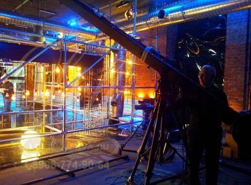 Аренда профессиональной студии для съемки в Москве