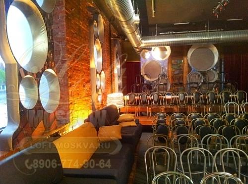Где найти хорошее помещение под семинар в Москве