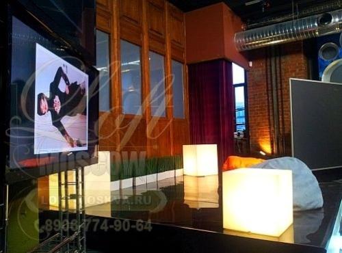 Аренда зала для выставки в Москве