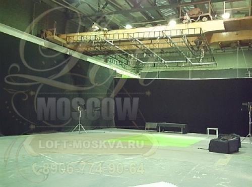 Снять павильо- студию для проведения съемок, Москва