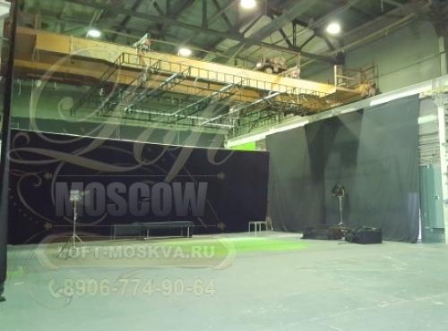 Арендовать павильон для проведения съемки в Москве