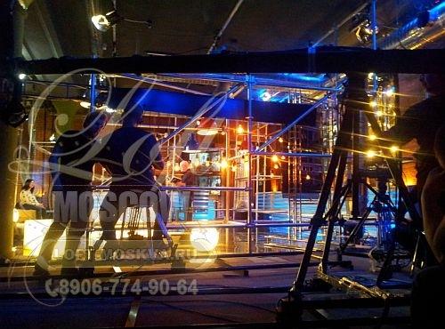 Снять студию для съемок, Москва
