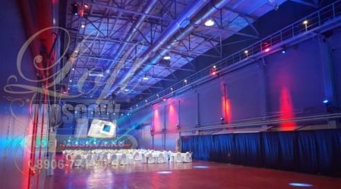 Большие залы под проведение мероприятий Москва