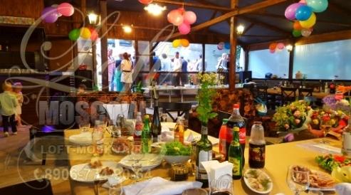 Кафе-рестораны для проведения свадеб в Москве