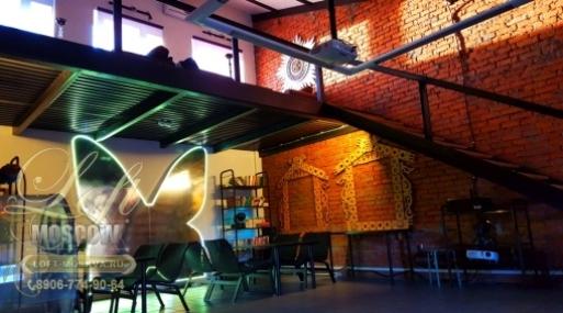 Снять квартиру-студию для тренинга в Москве