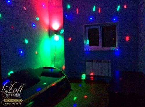 аренда квартиры студии для вечеринки в москве