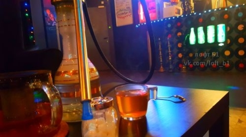 кафе со своим алкоголем Москва