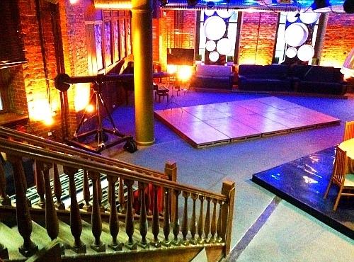 Арендовать большой зал на день рождения в Москве