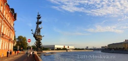 снять камерный лофт с панорамным видом в Москве
