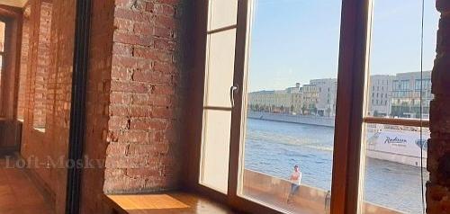 аренда лофта с панорамными окнами в Москве