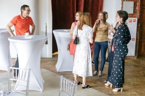 аренда помещения для бизнес встречи Москва