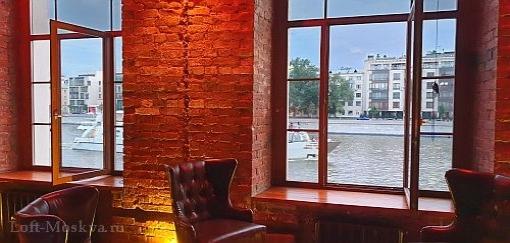 аренда помещения с панорамными окнами под корпоратив Москва