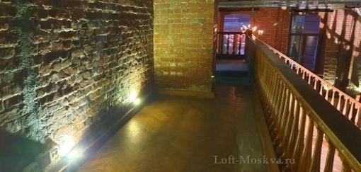 двухэтажный лофт аренда вечринка