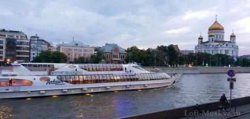 нять красивое место под корпоратив в Москве