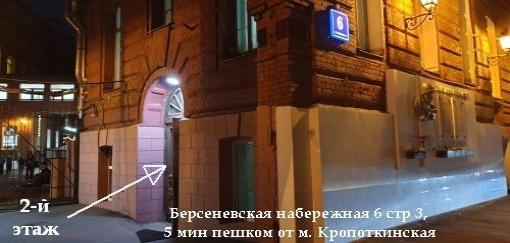 где находится лофт Москва Красный Октябрь