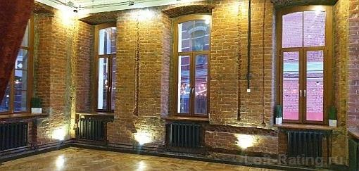 красивый лофт в Москве