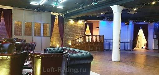 аренда лофта для бизнес встречи в Москве