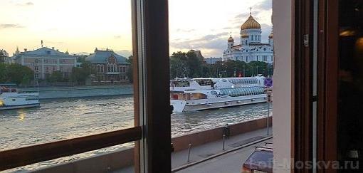 Кальянные с панорамным видом на Москву