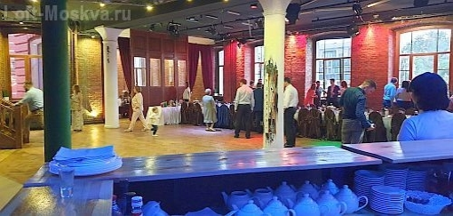 Снять помещение для проведения свадебного банкета Москва
