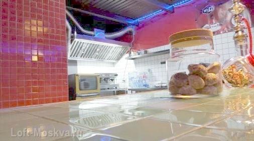 снять зал с кухней для праздника