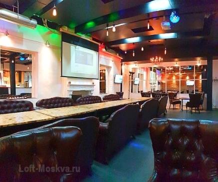 банкетные лофт-залы в Москве для свадьбы