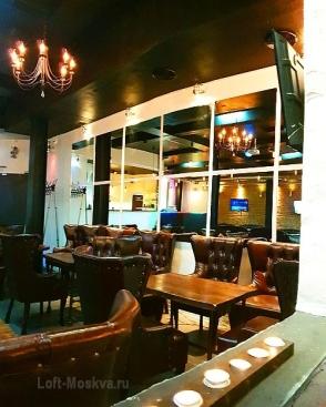 кафе для празднования дня рождения Москва