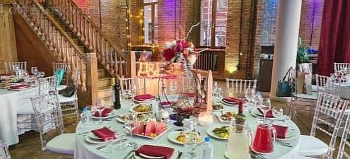 лофт для свадебной вечеринки